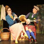 Rachel Ponsonby et Perry Rose : Pic-nic rendez-vous