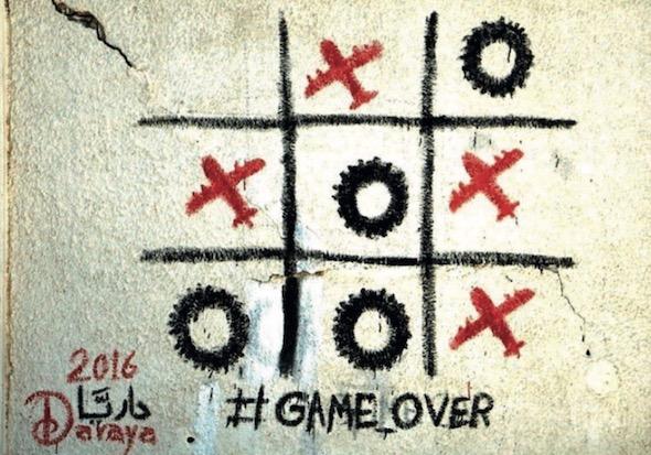 Daraya Game Over